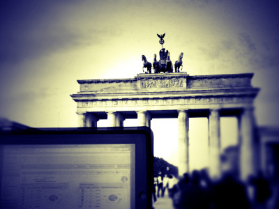 Day 36 – AppTitude at the Brandenburg Gate