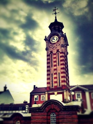 Day 71 – Epsom Clock Tower