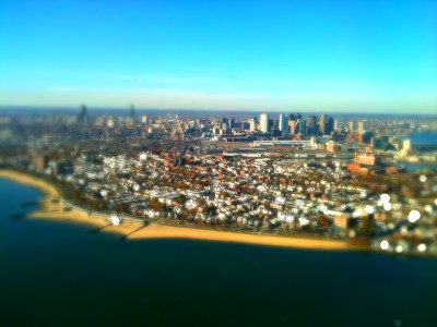 Day 73 – Boston skyline
