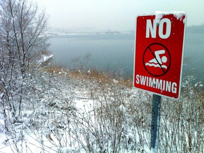 Day 93 – No swimming