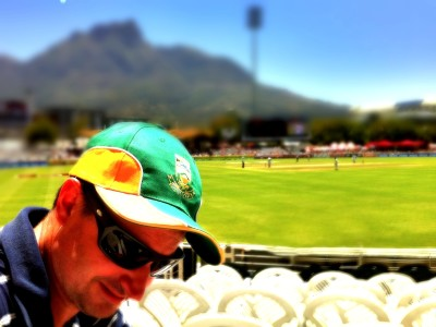 Day 125 – Proteas, Newlands, scorching!
