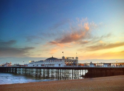 Day 213 – Brighton Pier