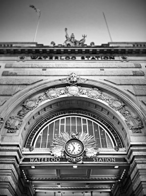 Day 250 – Waterloo Station