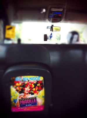 Day 306 – Cabbing with Priscilla