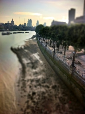 Day 323 – Thames beach
