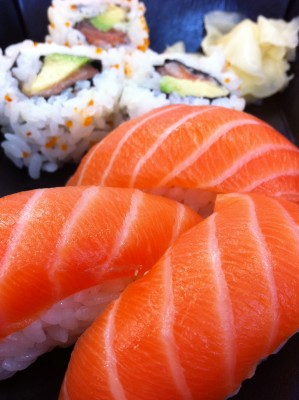 Day 313 – Sushilicious