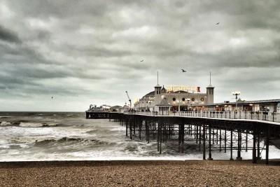 Day 54.2 – Brighton Pier