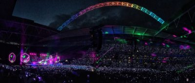 Day 248.2 – Coldplay, Wembley