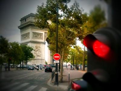 Day 28 – Triumphant Paris