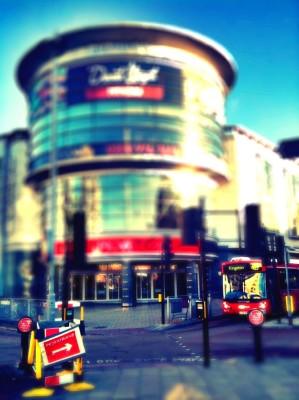 Day 48 – Kingston cinema complex
