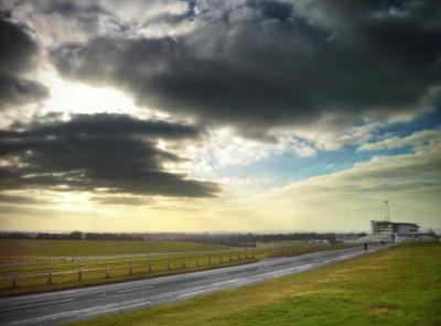 Day 185 – Epsom racetrack