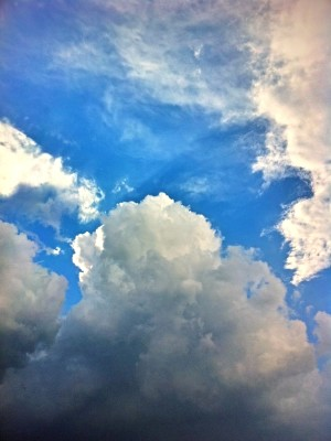 Day 233 – Cloudscape