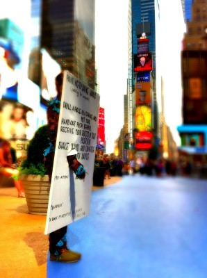 Day 290 – Times Square