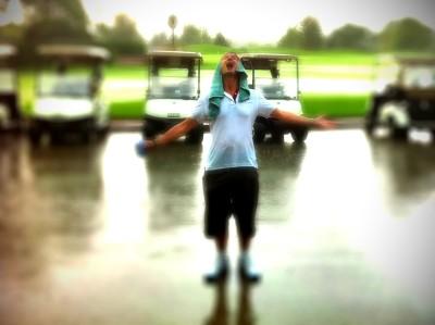 Day 334 – Mr Thorne makes it rain