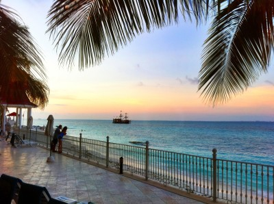 Day 338 – Cancun sunset