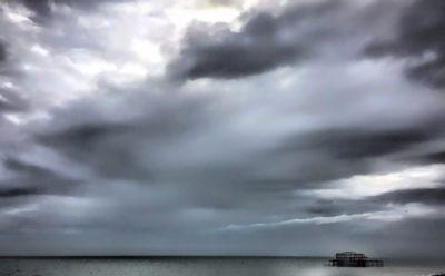 Day 325.2 – Moody sky