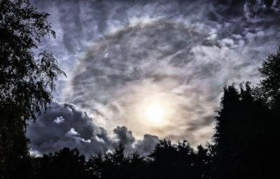 Day 357.2 – A curious sky