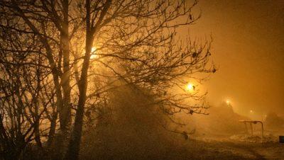 Day 22.3 – Mist rolls in