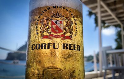 Day 157.3 – Corfu Beer